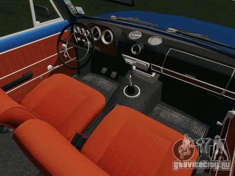 ВАЗ 21032 для GTA San Andreas вид сбоку