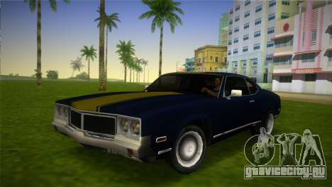 HD Sabre Turbo для GTA Vice City