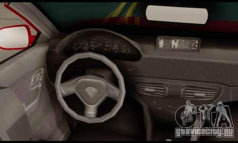Lampadati Felon GT 1.1 для GTA San Andreas вид сзади слева