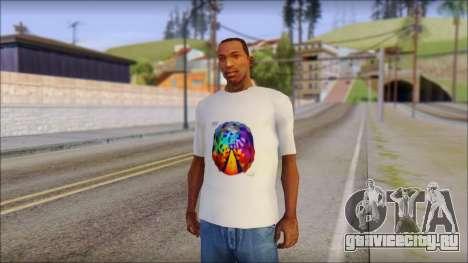 Muse Resistance T-Shirt для GTA San Andreas
