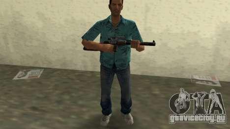 Винтовка Снайперская Специальная для GTA Vice City второй скриншот