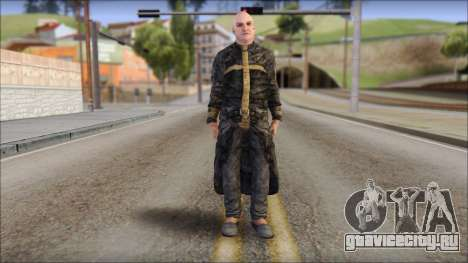 Father Martrin From Outlast для GTA San Andreas