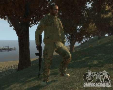 Русский камуфляж для GTA 4 второй скриншот
