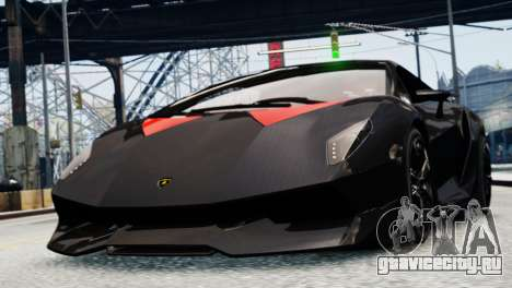 Lamborghini Sesto Element 2011 для GTA 4