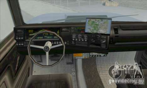 GTA IV Yankee для GTA San Andreas вид справа