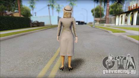 Old Lady для GTA San Andreas второй скриншот