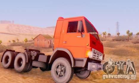 КамАЗ 54112 IVF для GTA San Andreas