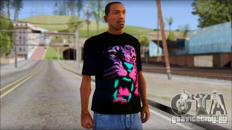 Wild POP Thing Shirt для GTA San Andreas