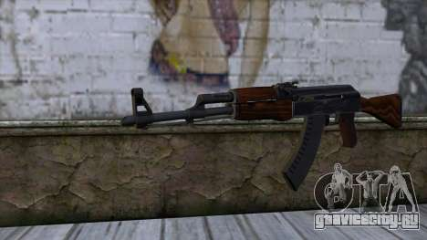 AK47 from CS:GO v2 для GTA San Andreas