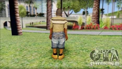 CJ Dwarf v2 для GTA San Andreas второй скриншот