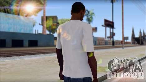 Slash T-Shirt для GTA San Andreas второй скриншот
