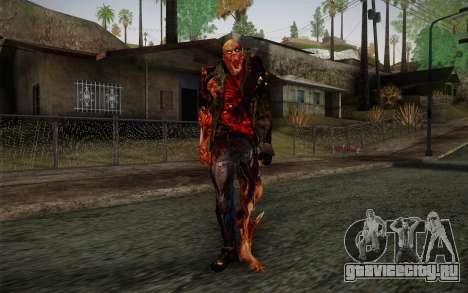 Zombie Heller from Prototype 2 для GTA San Andreas