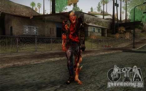Zombie Heller from Prototype 2 для GTA San Andreas