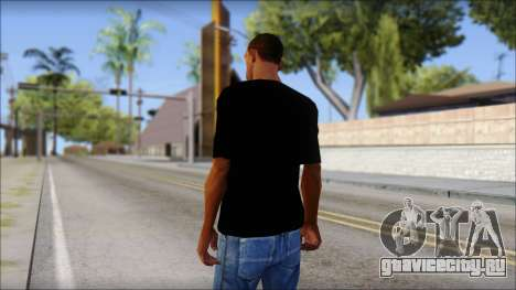 Stiff Little Fingers T-Shirt для GTA San Andreas второй скриншот