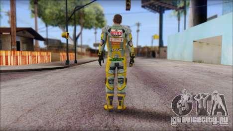 Piers Amarillo no Gorra для GTA San Andreas второй скриншот