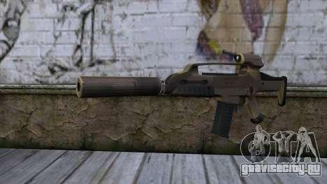 XM8 Compact Dust для GTA San Andreas