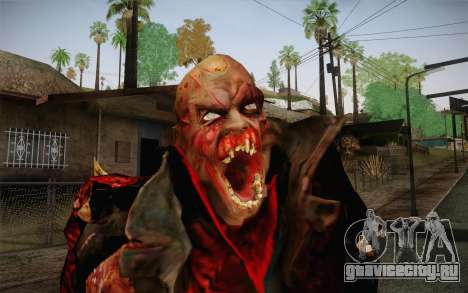 Zombie Heller from Prototype 2 для GTA San Andreas третий скриншот