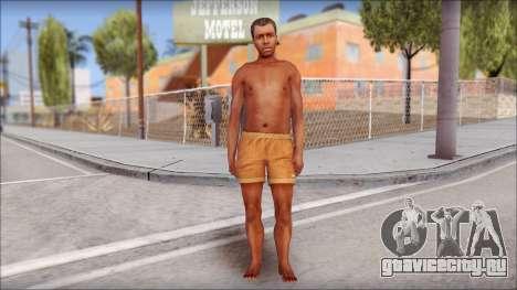 Beach Character 4 для GTA San Andreas второй скриншот