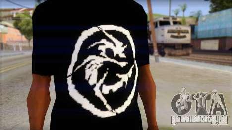 E Logo T-Shirt для GTA San Andreas третий скриншот