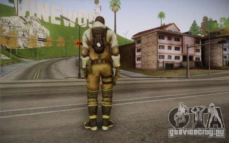 Shona from Resident Evil Operation Raccoon City для GTA San Andreas второй скриншот