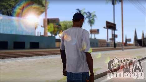 Gangnam Style T-Shirt для GTA San Andreas второй скриншот