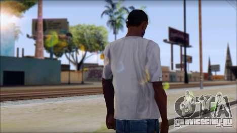 Phillies T-Shirt для GTA San Andreas второй скриншот