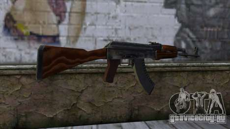 AK47 from CS:GO v2 для GTA San Andreas второй скриншот