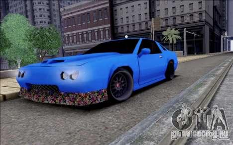 Buffalo Drift Style для GTA San Andreas
