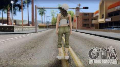 Angehendes Fräulein для GTA San Andreas второй скриншот