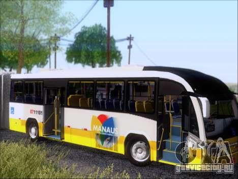 Neobus Mega BRT Volvo B12M-340M для GTA San Andreas колёса