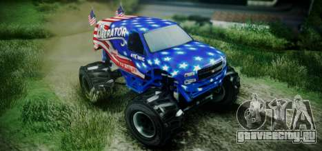 The Liberator - DLC Independence для GTA San Andreas