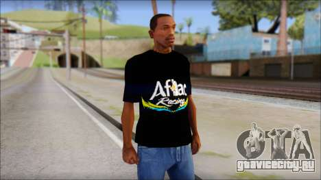Fictional Carl Edwards T-Shirt для GTA San Andreas
