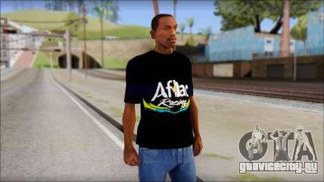 Fictional Carl Edwards T-Shirt для GTA San Andreas