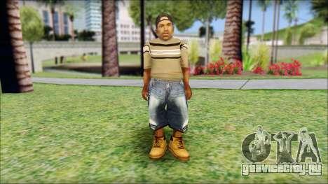 CJ Dwarf v2 для GTA San Andreas