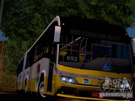 Neobus Mega BRT Volvo B12M-340M для GTA San Andreas