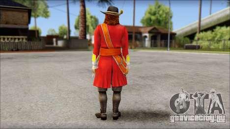 Morgan для GTA San Andreas второй скриншот