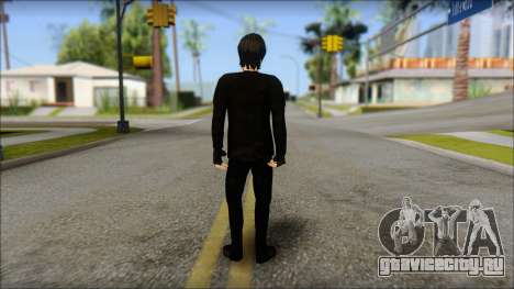 Jared Leto для GTA San Andreas второй скриншот