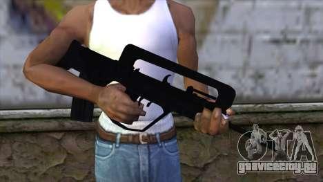 Famas from CS:GO v2 для GTA San Andreas третий скриншот
