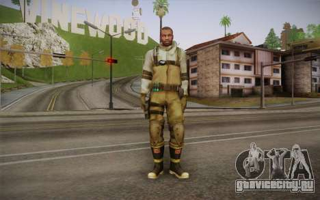 Shona from Resident Evil Operation Raccoon City для GTA San Andreas