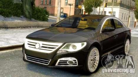 Volkswagen CC для GTA 4