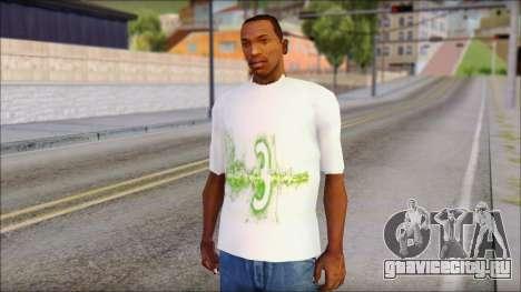 COD MW3 Fan T-Shirt для GTA San Andreas