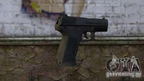 HK P2000 from CS:GO v1 для GTA San Andreas второй скриншот