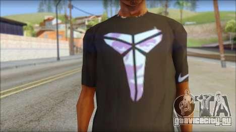 Kobie Shirt для GTA San Andreas третий скриншот