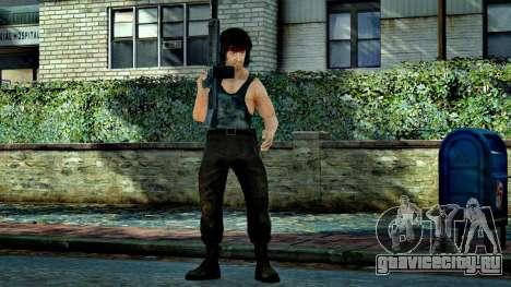 Rambo для GTA 4 третий скриншот