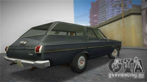 Plymouth Belvedere I Station Wagon 1965 для GTA Vice City вид слева