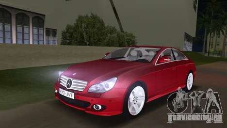 Mercedes-Benz CLS500 для GTA Vice City