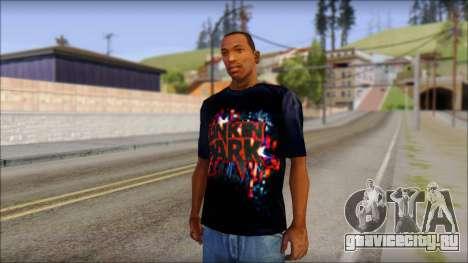 Linkin Park T-Shirt для GTA San Andreas