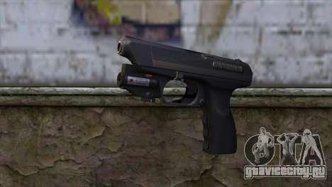 VP-70 Pistol from Resident Evil 6 v1 для GTA San Andreas