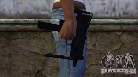Mac-10 from CS:GO v2 для GTA San Andreas третий скриншот