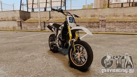 Yamaha YZF-450 v1.6 для GTA 4